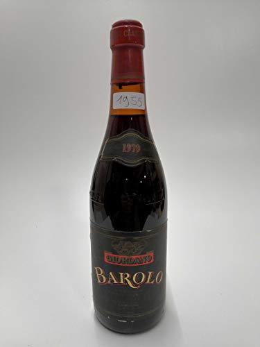 Vintage Bottle - Giordano Barolo DOC 1979 0,75 lt. - COD. 1955