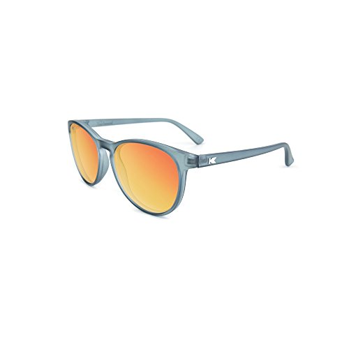Knockaround Gafas de sol Frosted Grey/Red Sunset Mai Tais