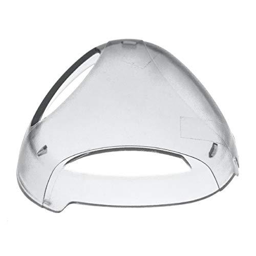vhbw Tapa protectora compatible con Philips AT725, AT736, AT750, AT830, AT840, AT860, AT870, AT875, AT880, AT890 afeitadora - irrompible, robusta