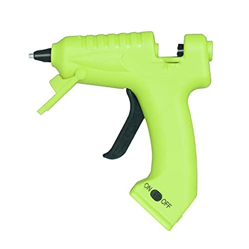 USB Recarga de pistola de silicona caliente de recarga Uso inalámbrico de 7mm palitos de pegamento caliente (Color : 1, Size : A)