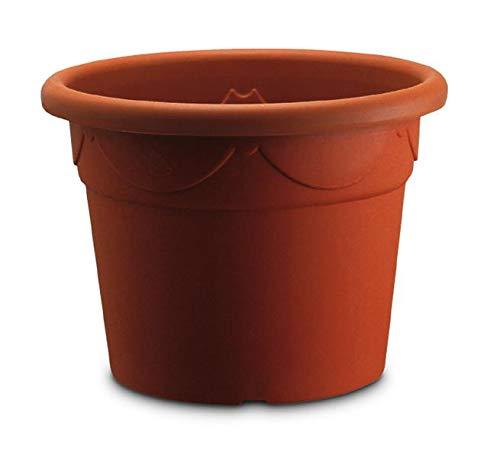 Plastecnic Vaso in Plastica Corinto 40cm