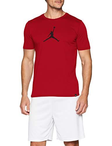 NIKE M Jmtc tee 23/7 Jumpman Camiseta de Tirantes, Hombre, Rojo (Gym Red/Black 687), X-Large