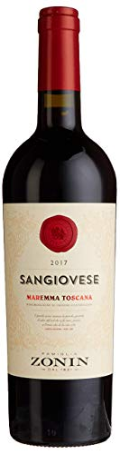 Zonin Seal Collection Sangiovese Maremma DOC 2018 Halbtrocken (1 x 0.75 l)