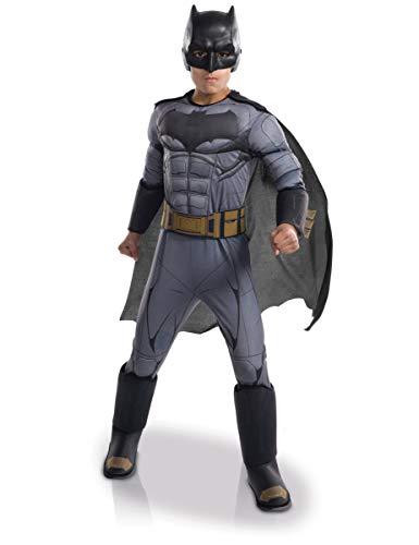 Disfraz lujo Batman - Liga de la Justicia niño 5-7 años (110/122 ...