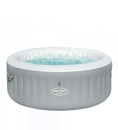 St Lucia LAY Z SPA INFLATABLE HOT TUB. 2-3 PEOPLE