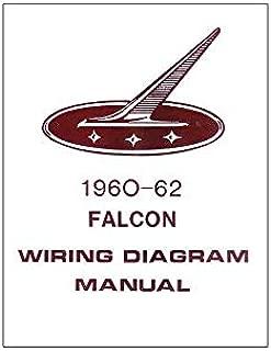 MACs Auto Parts 41-32923 Falcon Wiring Diagram Manual - 4 Pages