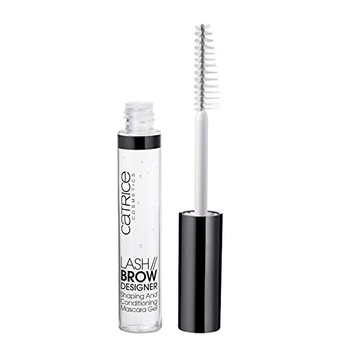 Catrice Auge ZubehÃr Lash Brow Designer Shaping And Conditioning Mascara Gel transparent 010 1er Pack(1 x 150 grams)