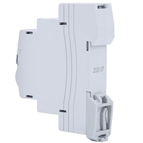 Temporizador inteligente de control remoto inalámbrico, plástico 240V 16A con función de memoria Temporizador inteligente de energía Wifi, 2.4Ghz DIY Homekit Hogar para la industria