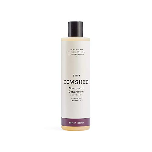 Cowshed 2-in-1 Shampoo & Conditioner, 300 ml