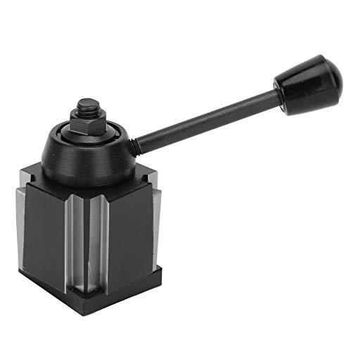 Juego de postes de herramientas Soporte de barra de mandrinado Reemplazo de soporte de cambio rápido para herramienta de torno CNC Reemplazo de accesorios de torno