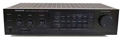 Kenwood KA-57 Stereo Verstärker in schwarz