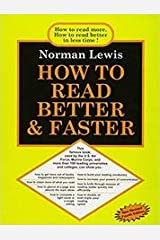 Norman Lewis How To Read Better & Faster (English) Paperback