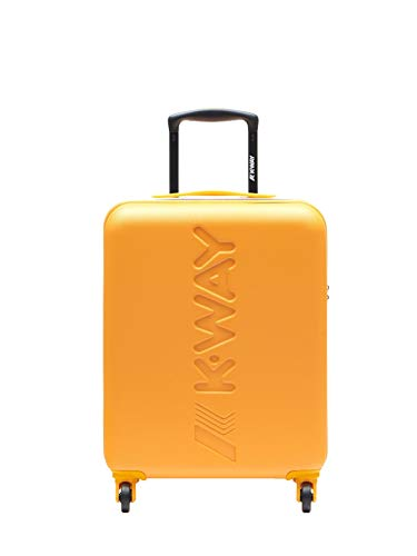 TROLLEY K-WAY K-AIR CABIN SIZE SPINNER 8AKK1G010C001 YELLOW