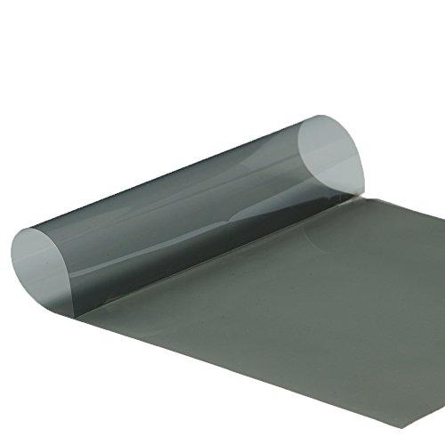 hoho VLT 35% 4Mil Negro Nano cerámica Solar película privacidad tintada para...
