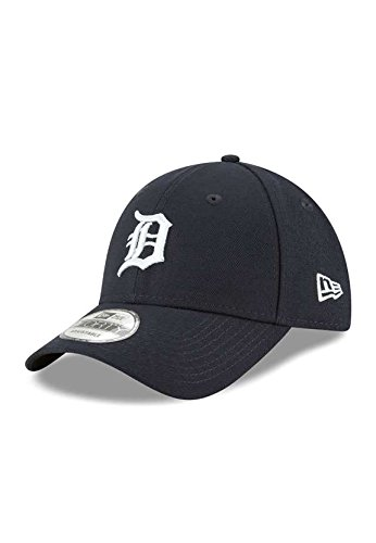 New Era The League 9Forty Adjustable Cap DETROIT TIGERS Dunkelblau, Size:ONE SIZE