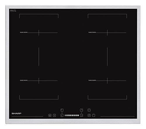 Sharp SCHOTT Ceran - Placa de cocción autark - Tipo de inducción: KH-6IX38FS00-EU