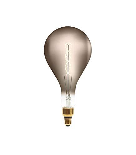 Atmosphera - Ampoule LED Torsadée Gris fumé PS160 6W