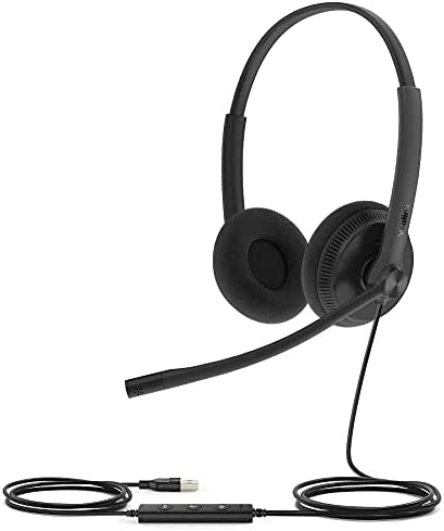 discount HWUSA Yealink sale UH34 discount Lite Dual UC USB-A Wired Headset outlet sale