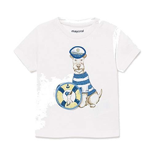 Mayoral Camiseta Manga Corta Play Perros Bebe niño Modelo 1007