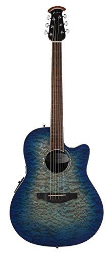 Ovation E-Akustikgitarre Celebrity Standard Plus Super Shallow CS28P-RG
