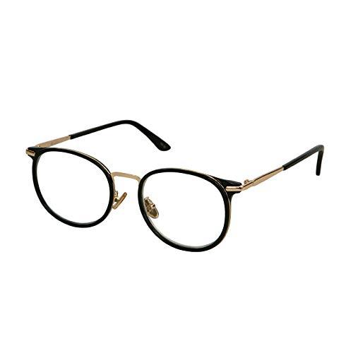 YGJ113 BONOX ダルトン おしゃれ 老眼鏡 シニアグラス Reading Glasses/ (DMG DEMI_GOLD, 3.0)