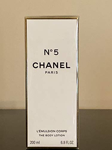 Chanel No. 5 by Chanel 6.8 ounce perfume Body Lotion for Women