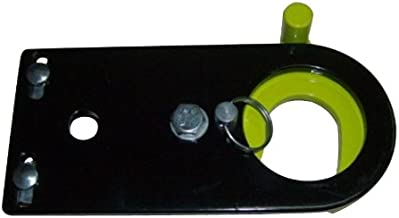 lawn and garden pintle hitch