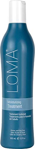 Loma Hair Care Moisturizing Treatment, 12 Fl Oz
