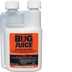 WALLA WALLA ENVIRONMENTAL 156481 Bug Paint Additive, 5 Gallon