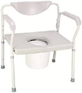 Commode Extra wide Heavy Duty