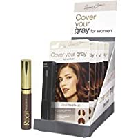 Cover Your Gray Root Touch Up (Pack of 6) Black (並行輸入品)