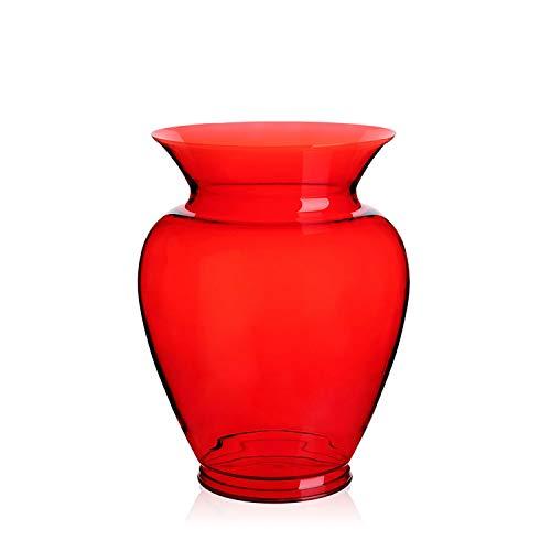 Kartell Boheme Vaso, Rosso, ⵁ33x42,5 cm