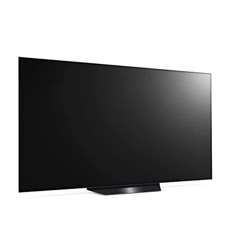 "LG OLED55B9ALEXA - Smart TV OLED 4K UHD de 139 cm (55"") con Inteligencia Artificial, Serie B (procesador inteligente Alpha 7 Gen. 2, Deep Learning, 100% HDR y Dolby Vision/ATMOS), color negro miniatura"
