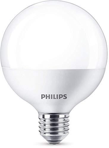Philips LED Lampe, ersetzt 100W, E27, warmweiß (2700 Kelvin), 1521 Lumen, Globe