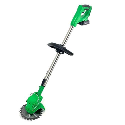 Fantastic Prices! NICCOO 12 21V Portable Electric Cordless String Trimmer & Wheeled Edger, Handheld...