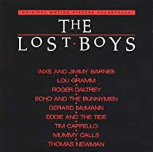 The Lost Boys - Original Motion Picture Soundtrack - 81767-1 - 1987 - Inxs Lou Gramm - Starring Kiefer Sutherland Corey Haim and corey Feldman - 12