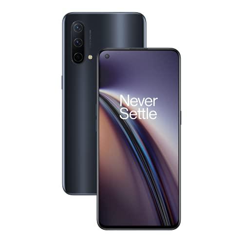 OnePlus Nord CE 5G Smartphone con 8GB RAM y 128GB de memoria, Cámara triple, Doble SIM - Negro (Charcoal Ink)