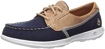 Skechers Women's Go Walk Lite-15430 Boat Shoes
