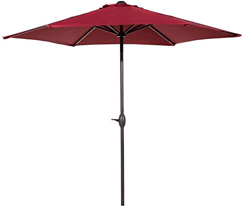 Abba Patio 9ft Patio Umbrella Outdoor Umbrella Patio Market Table...