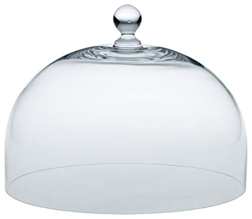 Birkmann 441453 Glashaube L, Glas, klar, 29 x 29 x 22,3 cm