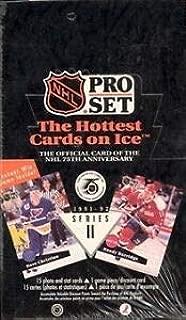 1991-92 Proset NHL Hockey Series 2 Factory Sealed Box