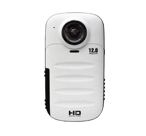 Emerson EVC1800 HD Flash Memory Camcorder | White