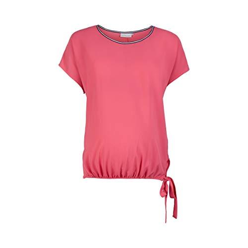 2HEARTS T-Shirt de Grossesse T-Shirt de Grossesse T-Shirt de Grossesse, Rose Vif flambé