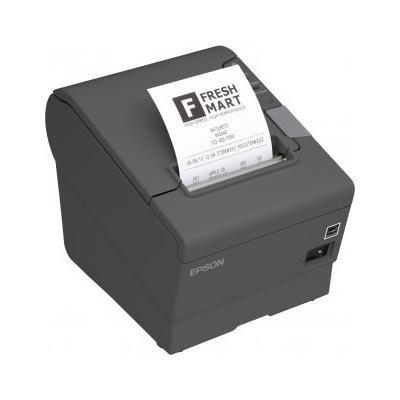 Epson TM-T88V USB Wi-Fi Noir