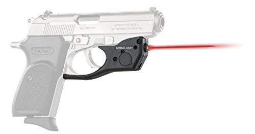 ArmaLaser Designed to fit Bersa Thunder 380 TR16 Super-Bright Red...