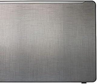 """Acer aspire F5-573 F5-573G 15.6""""LCDバックカバートップケースリアリッド用のまったく新しいラップトップシェル (Color : Gray)"""