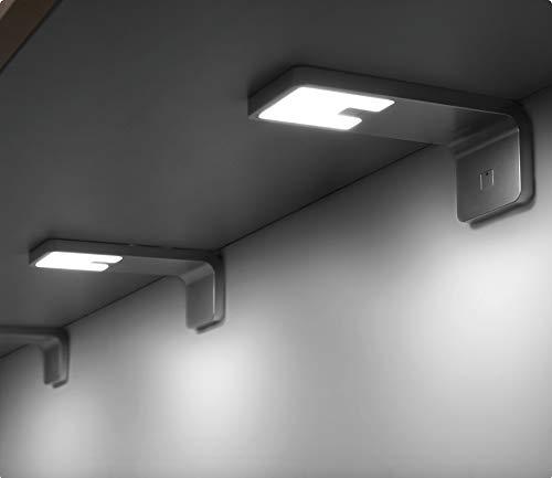 Lámpara LED para parte inferior de muebles de cocina, 4 W,