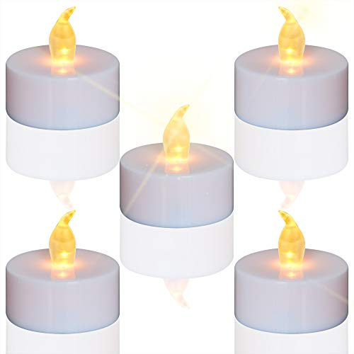 Flickering Flameless Candles
