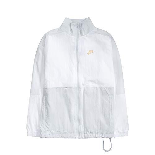 NIKE Chubasquero para Hombre Sportswear de Tela Blanca CT2531-043