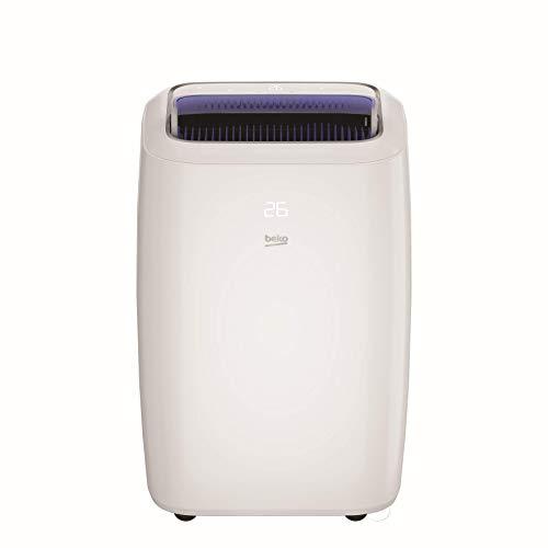 BEKO BPN112C, Climatizzatore Portatile, 12000 Btu, Raffrescamento, Bianco
